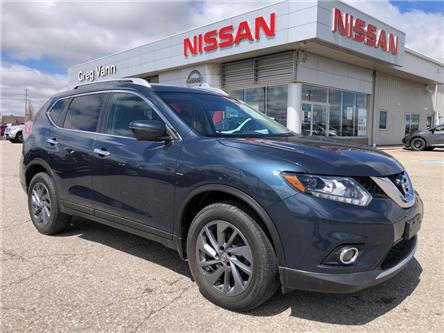 2016 Nissan Rogue SL Premium (Stk: P2646) in Cambridge - Image 1 of 23