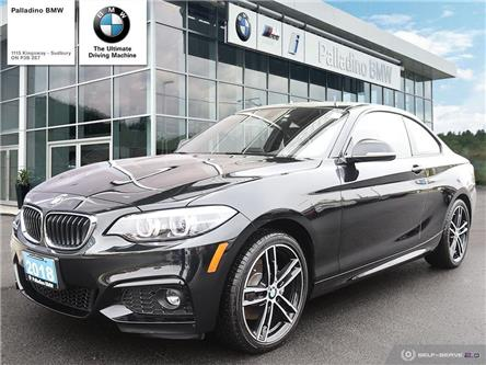 2018 BMW 230i xDrive (Stk: U0070) in Sudbury - Image 1 of 21