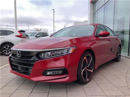 2020 Honda Accord Sport 1.5T (Stk: I200066) in Mississauga - Image 1 of 5