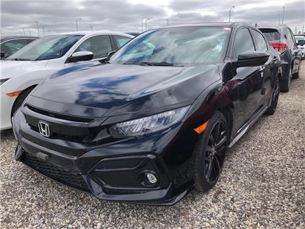 2020 Honda Civic Sport Touring (Stk: I200161) in Mississauga - Image 1 of 5