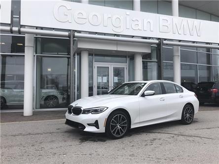 2020 BMW 330i xDrive (Stk: B20062) in Barrie - Image 1 of 10