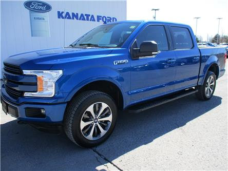 2018 Ford F-150 XLT (Stk: 19-17291) in Kanata - Image 1 of 22