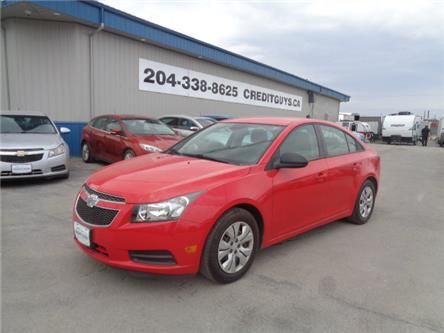 2014 Chevrolet Cruze 1LS (Stk: I8137) in Winnipeg - Image 1 of 18