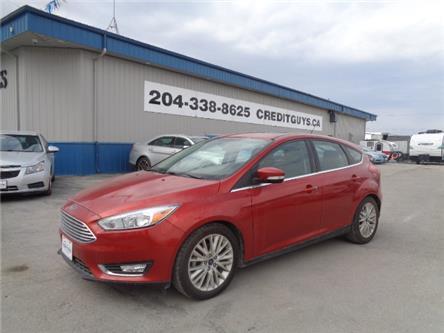 2018 Ford Focus Titanium (Stk: I7951) in Winnipeg - Image 1 of 26
