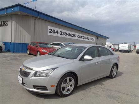 2013 Chevrolet Cruze LT Turbo (Stk: I7947) in Winnipeg - Image 1 of 18