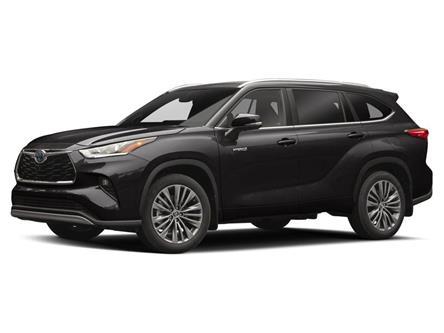 2020 Toyota Highlander Hybrid Limited (Stk: 203411) in Regina - Image 1 of 2