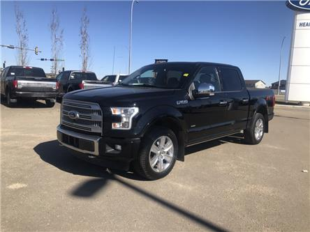 2017 Ford F-150 Platinum (Stk: B10808) in Ft. Saskatchewan - Image 1 of 23
