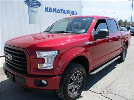 2016 Ford F-150 XLT (Stk: 19-10301) in Kanata - Image 1 of 26