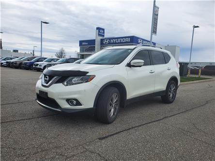 2015 Nissan Rogue SL (Stk: 838162) in Milton - Image 1 of 15