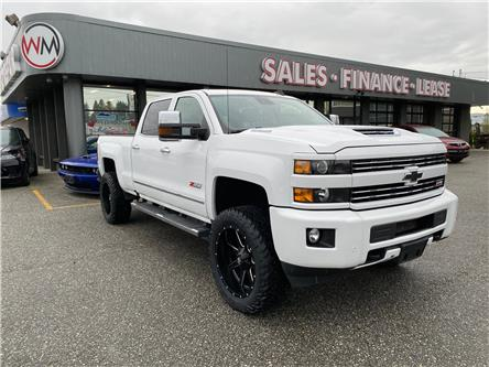 2018 Chevrolet Silverado 3500HD LTZ (Stk: 18-103265) in Abbotsford - Image 1 of 17