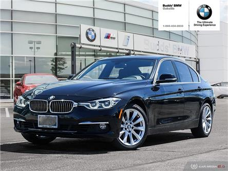 2016 BMW 328i xDrive (Stk: DB5955) in Oakville - Image 1 of 28