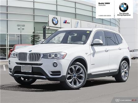 2017 BMW X3 xDrive28i (Stk: DB5960) in Oakville - Image 1 of 27