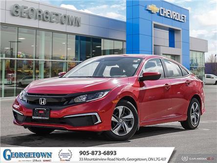 2019 Honda Civic LX (Stk: 31626) in Georgetown - Image 1 of 27