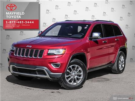 2015 Jeep Grand Cherokee Limited (Stk: M061393A) in Edmonton - Image 1 of 28