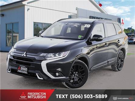 2019 Mitsubishi Outlander SE Black Edition (Stk: 200073A) in Fredericton - Image 1 of 22
