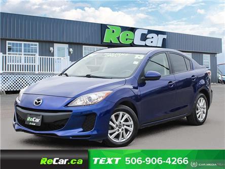 2013 Mazda Mazda3 GX (Stk: 191046B) in Fredericton - Image 1 of 22