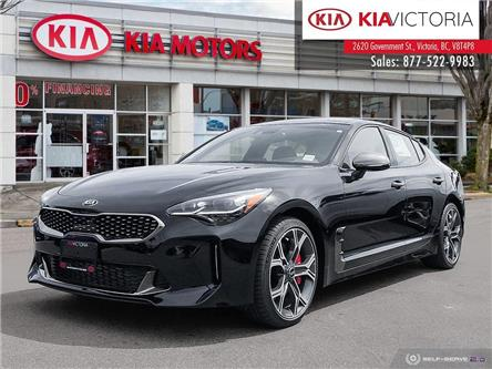2020 Kia Stinger GT Limited w/Red Interior (Stk: ST20-240) in Victoria - Image 1 of 26