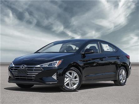 2020 Hyundai Elantra Preferred (Stk: H5745) in Toronto - Image 1 of 23