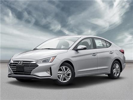 2020 Hyundai Elantra Preferred (Stk: H5744) in Toronto - Image 1 of 23