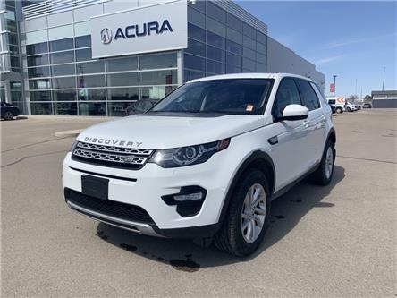 2019 Land Rover Discovery Sport HSE (Stk: A4192) in Saskatoon - Image 1 of 21