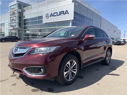 2017 Acura RDX Elite (Stk: A4125) in Saskatoon - Image 1 of 21