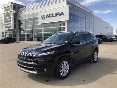 2016 Jeep Cherokee Limited (Stk: 50110A) in Saskatoon - Image 1 of 20