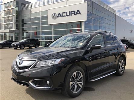 2018 Acura RDX Elite (Stk: A4210) in Saskatoon - Image 1 of 18