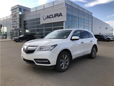 2014 Acura MDX Elite Package (Stk: A4140A) in Saskatoon - Image 1 of 20