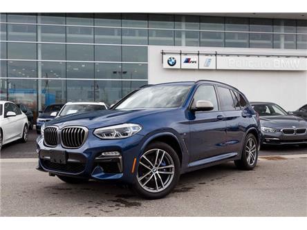 2018 BMW X3 M40i (Stk: Z01353P) in Brampton - Image 1 of 21