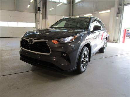 2020 Toyota Highlander XLE (Stk: 209146) in Moose Jaw - Image 1 of 34