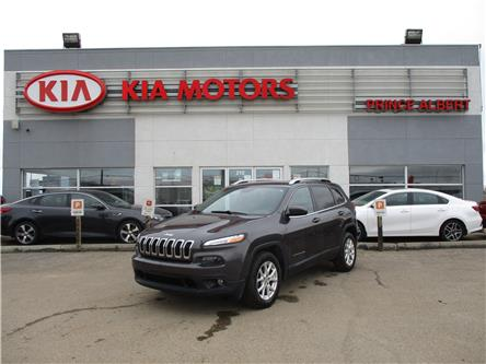2016 Jeep Cherokee North (Stk: 40060B) in Prince Albert - Image 1 of 12