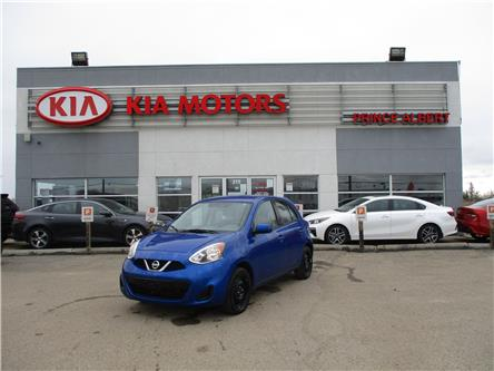 2017 Nissan Micra S (Stk: DB2268B) in Prince Albert - Image 1 of 13