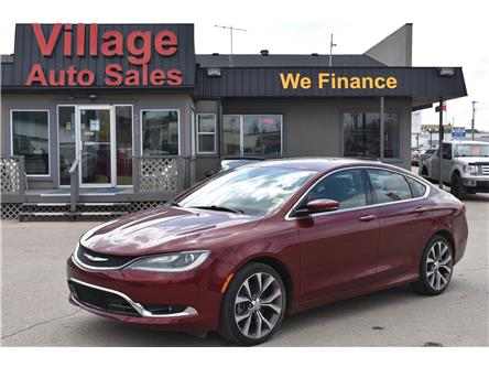 2016 Chrysler 200 C (Stk: P37712) in Saskatoon - Image 1 of 26