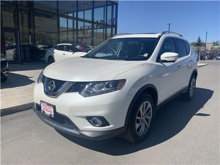 2015 Nissan Rogue SL (Stk: T20052A) in Kamloops - Image 1 of 26