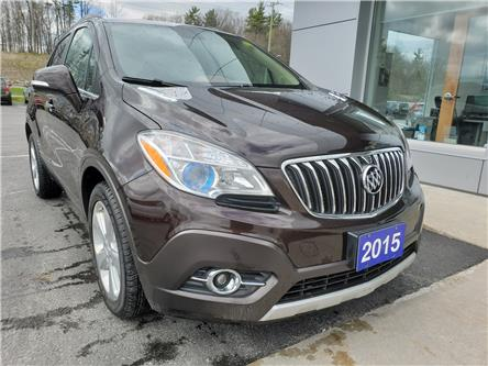 2015 Buick Encore Leather (Stk: 19710A) in Campbellford - Image 1 of 20