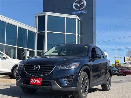 2016 Mazda CX-5 GT (Stk: 211091) in Gloucester - Image 1 of 15