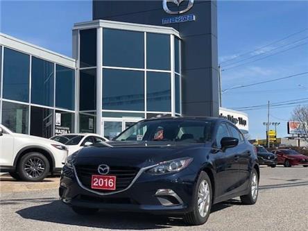 2016 Mazda Mazda3 GS (Stk: M2761) in Gloucester - Image 1 of 11