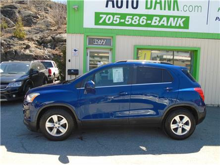 2013 Chevrolet Trax 2LT (Stk: ) in Sudbury - Image 1 of 5