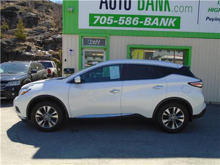 2015 Nissan Murano SL (Stk: ) in Sudbury - Image 1 of 6