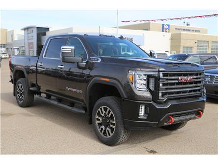 2020 GMC Sierra 2500HD SLT (Stk: 178142) in Medicine Hat - Image 1 of 21