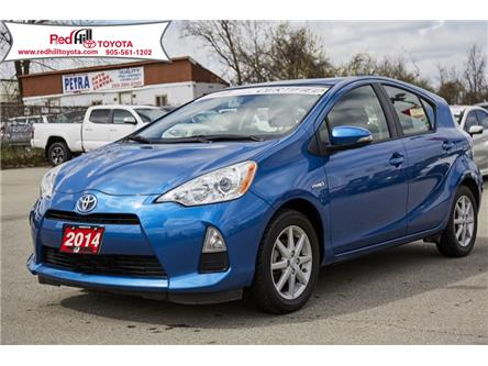 2014 Toyota Prius C Technology (Stk: 40533) in Hamilton - Image 1 of 17