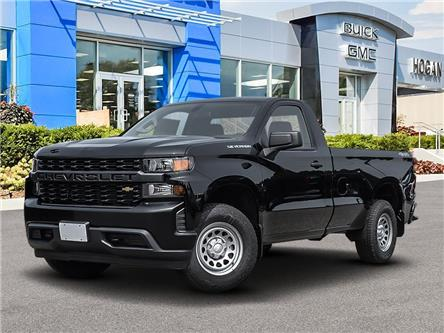 2020 Chevrolet Silverado 1500 Work Truck (Stk: L217672) in Scarborough - Image 1 of 20
