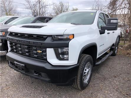 2020 Chevrolet Silverado 2500HD Work Truck (Stk: T0K087) in Mississauga - Image 1 of 5