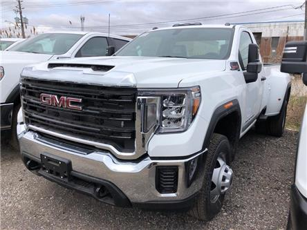 2020 GMC Sierra 3500HD Base (Stk: GH200621) in Mississauga - Image 1 of 5