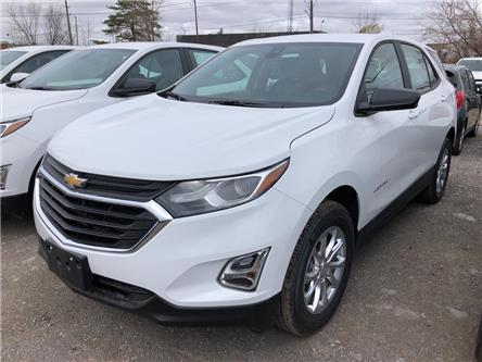 2020 Chevrolet Equinox LS (Stk: GH200686) in Mississauga - Image 1 of 5