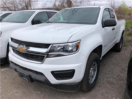 2020 Chevrolet Colorado WT (Stk: GH200519) in Mississauga - Image 1 of 5