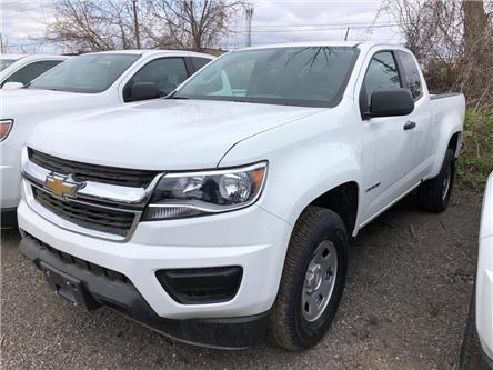 2020 Chevrolet Colorado WT (Stk: GH200543) in Mississauga - Image 1 of 5