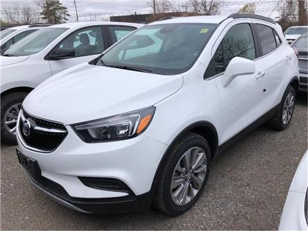 2020 Buick Encore Preferred (Stk: B0E021) in Mississauga - Image 1 of 5