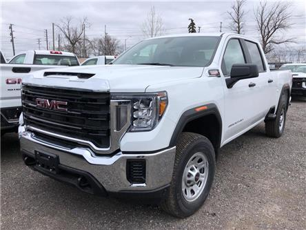 2020 GMC Sierra 3500HD Base (Stk: GH200693) in Mississauga - Image 1 of 5