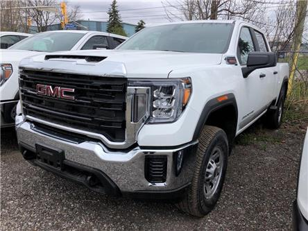 2020 GMC Sierra 3500HD Base (Stk: GH200687) in Mississauga - Image 1 of 5
